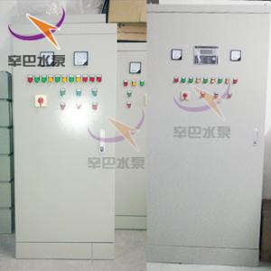 三,xbz型自耦降压启动控制柜功能原理: 1,控制模式 (1)一控一:控制一
